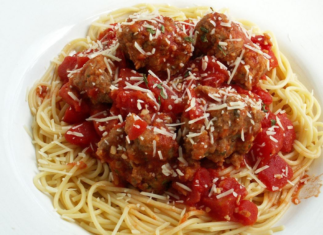 Annual Spaghetti Dinner for NBC, Woodbury, Hopewell Food Bank - Only
